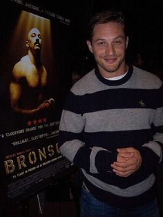 Bronson - Seriously, I swear it's not the same dude..he's just that good.