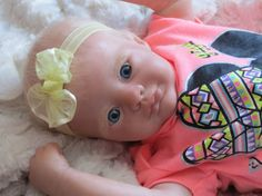 Reborn Baby Juliet Kit by RhondasReborns on Etsy