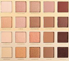 LORAC Unzipped vs. Unzipped Gold Eyeshadow Palette