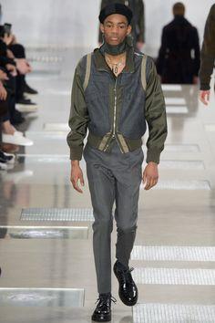 Louis Vuitton Fall 2016 Menswear Fashion Show