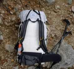 e689371e74cf Fox 40 Classic attached to backpack for hiking  lt  I know where my derby  whistle