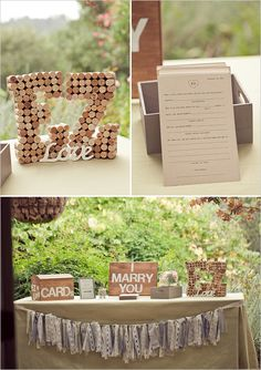 hans faden winery - napa wedding - wedding chicks - Carlie Statsky Photography - wedding welcome table