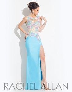 Rachel Allan Prom Dress 6844 - Everything4pageants.com