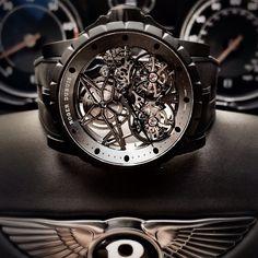 Roger Dubuis & Bentley