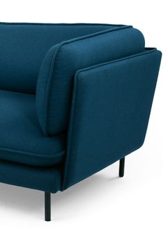 The Wes 3 Seater Sofa. A Scandi inspired sofa, designed by Cate & Nelson.£999. MADE.COM