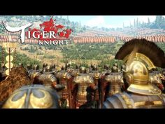 Tiger Knight: Empire War - Roman Empire Reveal Trailer - http://gamesitereviews.com/tiger-knight-empire-war-roman-empire-reveal-trailer/