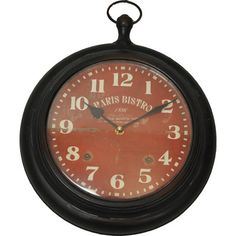 DKMG Decorvilla Wall Clock