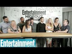 Comic-Con 2014: 'The Originals' want to dress up like Ian Somerhalder