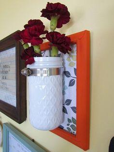 love mason jars =)