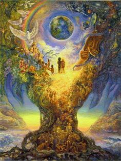 Vision of the Tree of Life
