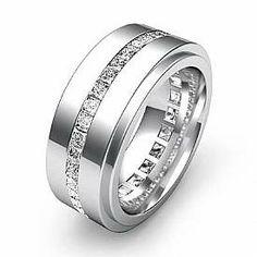 eternity bands for men | ... band diamond wedding band men wedding band eternity band item details