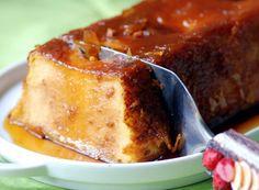 Il budino di cous cous con salsa di caramello al burro è veramente gustoso…