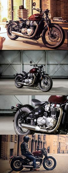 All New Triumph Bonneville Bobber Teased Online; Expected Indian launch Soon