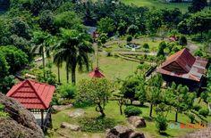 Taman Purbakala Batu Pake Gojeng