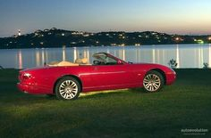 2004 XKR convertible red - Google Search