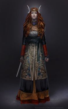 32 New Ideas For Medieval Fantasy Art Female Characters Fantasy Women, Fantasy Rpg, Medieval Fantasy, Fantasy Heroes, Fantasy Artwork, Dnd Characters, Fantasy Characters, Female Characters, Character Concept