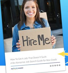 Go from New Grad to New Hire! Download our FREE eBook to learn how!