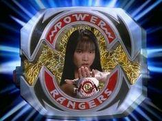 "MMPR Trini/ Yellow Ranger morph sequence: ""It's morphin' time! Power Rangers Zeo, Power Rangers Season 1, Pawer Rangers, Go Go Power Rangers, Mighty Morphin Power Rangers, Sabretooth Tiger, Trini Kwan, Lord Zedd, Nostalgia"