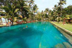 Ko Chang Thailand Dragon Villa Siam Royl View Beach Club pool