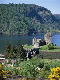 Urquhart Castle ~ Loch Ness, Highlands, Scotland