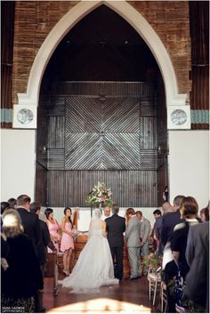 Brie Caroline Wedding Brooklyn Arts Center Wilmington Nc Photographer Ceremonies At Pinterest Art Centers