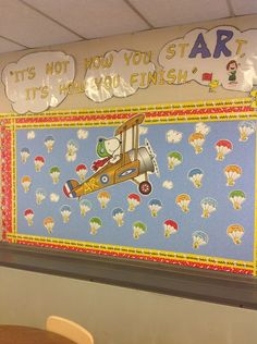 AR bulletin board. They will write their AR points on with dry erase every week to keep track of their progress.
