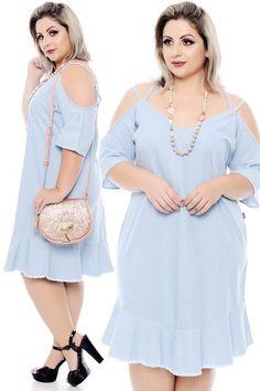 30 Vestidos para gorditas frescos y juveniles | Vestidos Glam