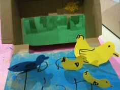 Making Chinese fun for preschoolers through imaginative play with a Storybox!