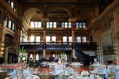 A Milwaukee Grain Exchange Wedding.