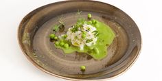 This cuttlefish recipe from Daniele Usai is simplicity at its best, using minimal ingredients to make the cuttlefish and peas the star of the show.