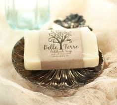 Patchouli All Natural Vegan Handcrafted Soap - gentle, moisturizing, and lathers beautifully. It's fantastic for your body, face, and hair leaving your skin with a smooth, clean feeling. The smell isn't overpowering, but will linger long after you've used our soap.   Ingredients: Saponified oils of organic olive, organic coconut, and organic palm, distilled water, organic patchouli essential oil.