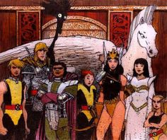 The New Mutants by Gabriel Hernandez Walta