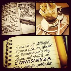 #coffee #writing #lamysafari #notebookism #visual #collage #lomography #colors