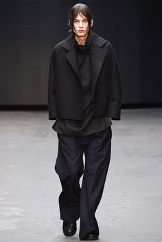 Rory Parnell-Mooney Fall/Winter 2015 -----London Collections: Men.