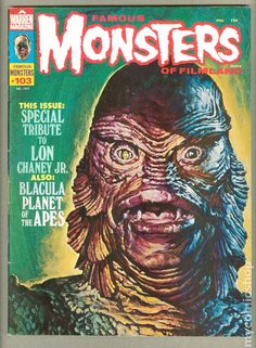 famous monsters covers - Google Search