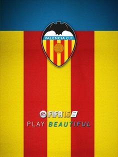 Valencia Club, Ea Fifa, Tech Logos, Soccer, T Shirts, Sports, Italia
