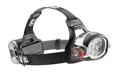 Could this be the worlds greatest headlamp? Petzl Ultra Rush Headlamp A must have for your bug out bag.