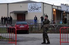 "FRANCE: 1/1/2016 Muslim drives car into French Soldiers guarding mosque. reported to say ""Allah is Great"""