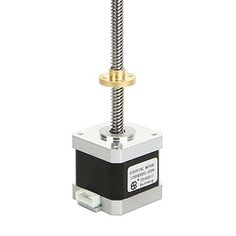 Only US$23.49, buy best 42 Lead Screw Linear Stepper Motor 1.5A 40mm 300mm Rod For 3D Printer sale online store at wholesale price.US/EU warehouse.