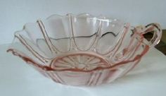Pattern:   Oyster and Pearl  Manufacturer:   Anchor Hocking Glass Company  Dates Manufactured:   1938 - 1940