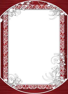 Page Borders Design, Border Design, Printable Frames, Printable Paper, Borders For Paper, Borders And Frames, Xmas Frames, Create 365 Planner, Wedding Invitation Background
