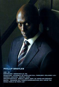 Fringe - Season 1 Character Bio