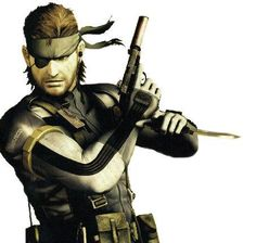 Young Solid Snake | Snake - Anime-15