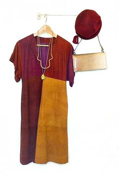 THIS OUTFIT   New Treasures here at Treasury Vintage