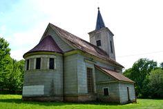 Geocaching, Miedzianka, kościół p.w. Św. Jana Chrzciciela