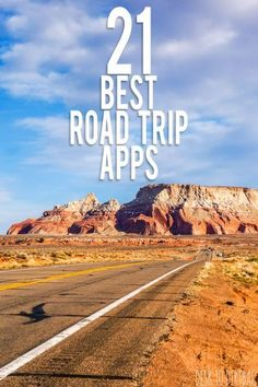 Before you hit the road, be sure to download a few of the 21 Best Road Trip Apps to make everything go a little smoother while you travel.