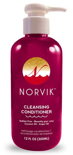 Norvik Cleansing Conditioner Cleanditioner, Norvik Body Wash, Norvik Coconut Moisturizer