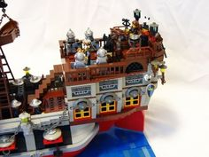 LEGO MOC: battleship ironcross