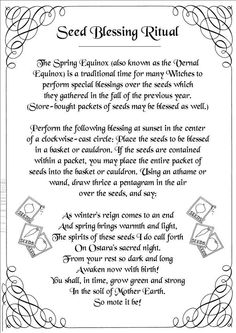 We do this at Imbolc...  But we generally experience an earlier Spring in the South.  ;)