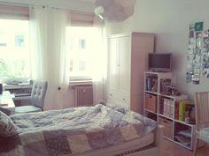 Einzimmerwohnung mitten im Belgischen Viertel (Friesenplatz) - 1-Zimmer-Wohnung in Köln-Belgisches Viertel